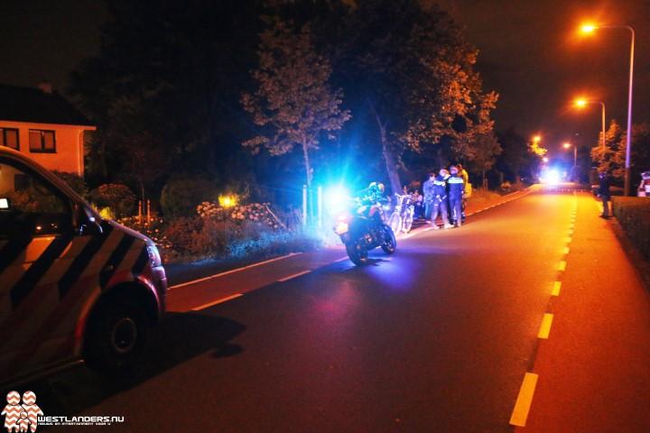 Nachtelijke incidenten in regio Westland