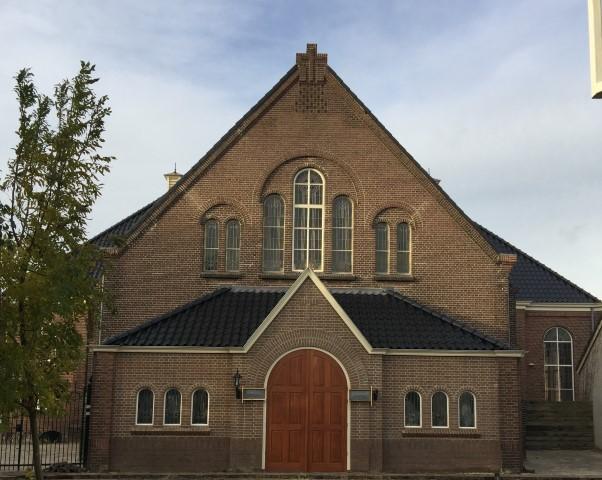 Leger des Heils in vernieuwde Rehobothkerk