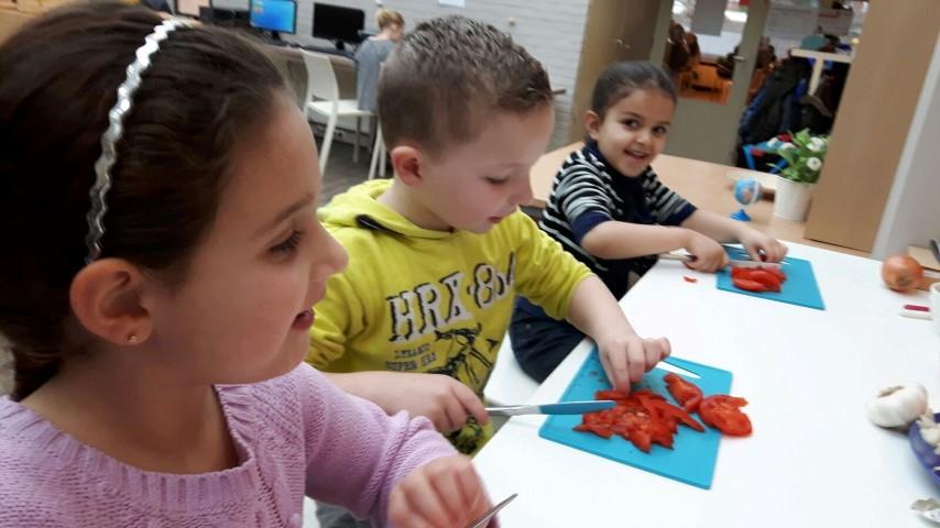 Open huis Montessorischool Naaldwijk een groot succes