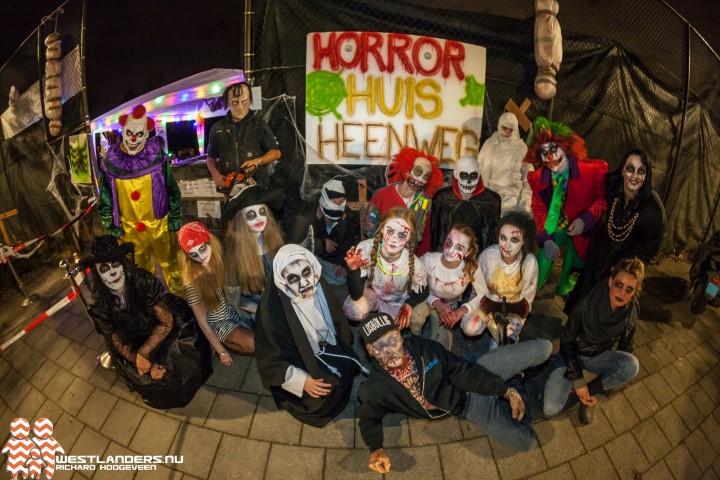 Ypenburg Halloween.Geslaagde Halloween In De Heenweg Evenementen Op
