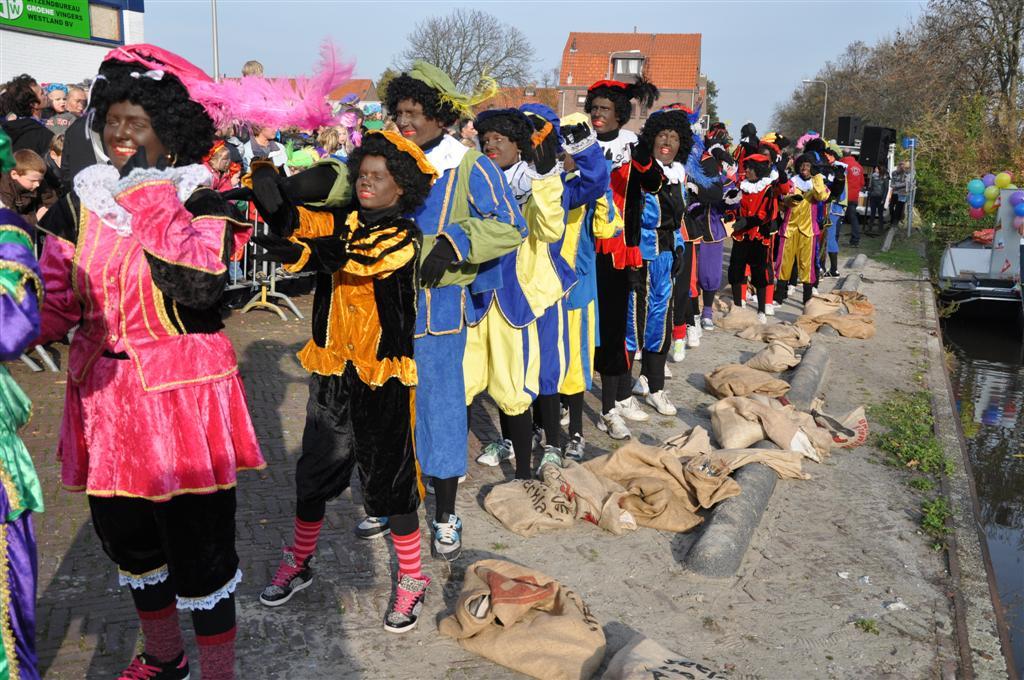Klacht tegen Zwarte Piet door gerechtshof afgewezen