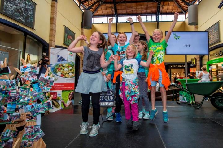 Basisschool de Hoeksteen wint Groen En Doen-wedstrijd