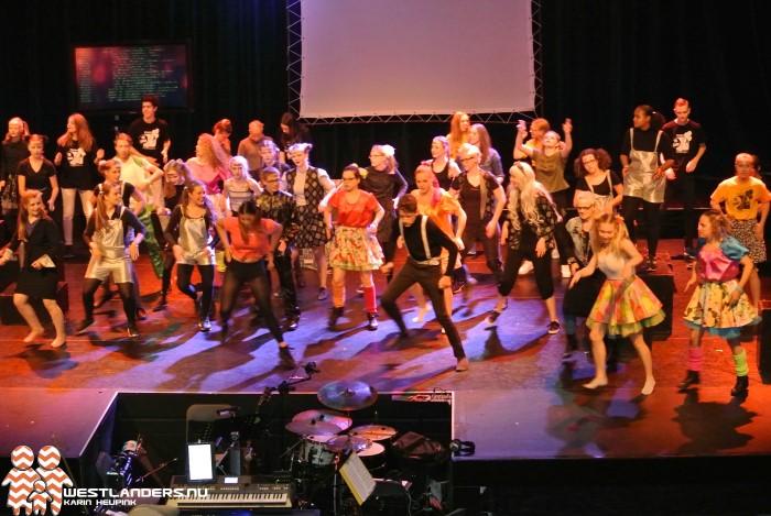 Musical Lentiz Floracollege in de Naald: Robi Returns