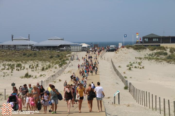 Verkeerssituatie strandslag Vlugtenburg wordt aangepast