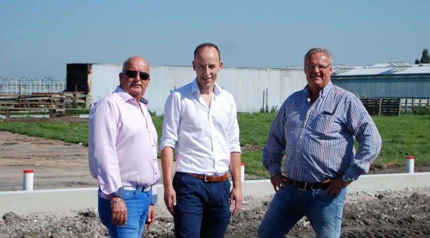 OBWZ verkoopt grond aan Van der Knaap Groep in Kwintsheul