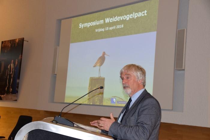 Symposium Weidevogelpact broedt op succes