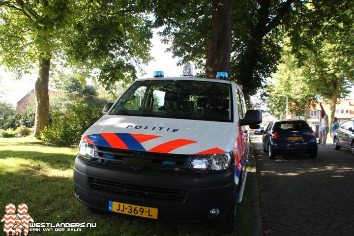 Autokrakers actief in regio Westland