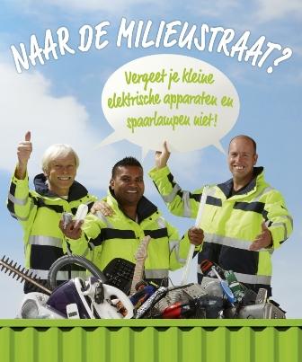Inwoners Midden-Delfland supporten Voedselbank met oude föhn of spaarlamp