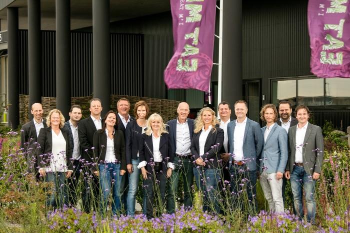 Fred van Heyningen Managing Director van Nature's Pride