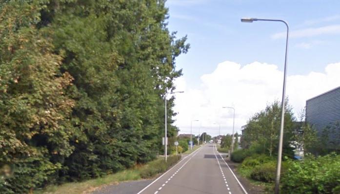 Lange Kruisweg krijgt 7 drempels en rode fietsstroken