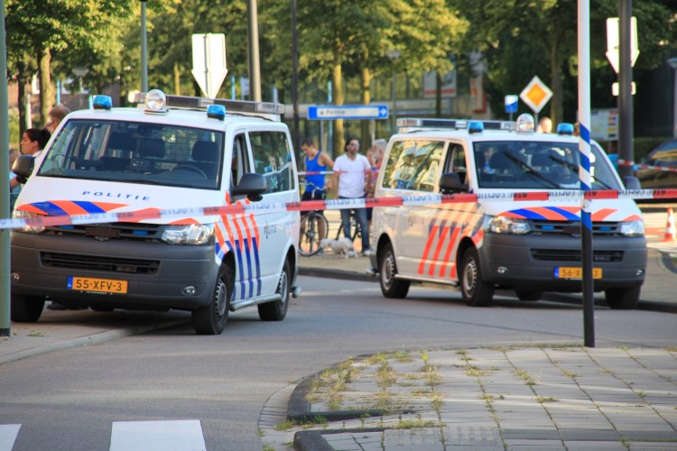 Agenten verwond door Poolse dronkenlap