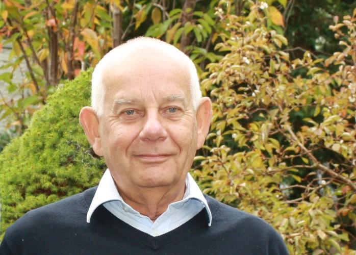 Pieter Stamperius neemt afscheid van museum Maassluis