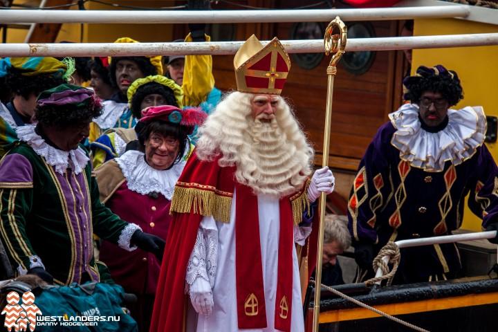 Landelijke Intocht Sinterklaas Maassluis Feestelijk Gevierd Nieuws Op Westlanders Nu