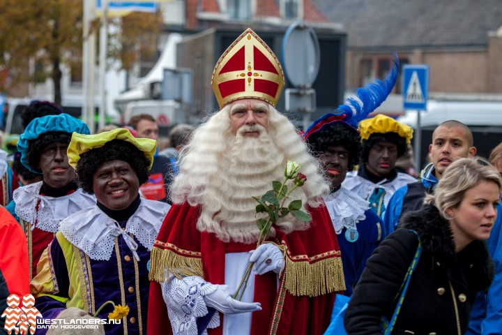Sinterklaasintochten in Westland/Midden Delfland op 23 november