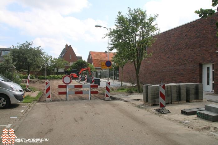 Collegevragen VVD over verkeerssituatie de Zeester te Monster