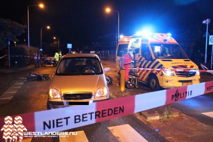 Brommerrijder overleden na ongeval Verdilaan