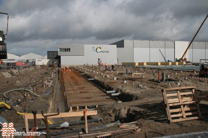 Nieuwbouw bij ADB Cool Company