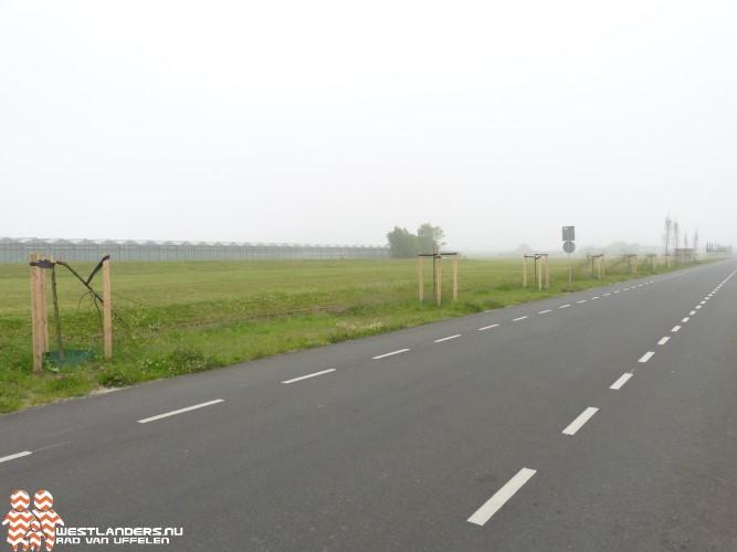 Gemeentegrond van Leeuwenhorstlaan voor Westlandse glastuinbouw