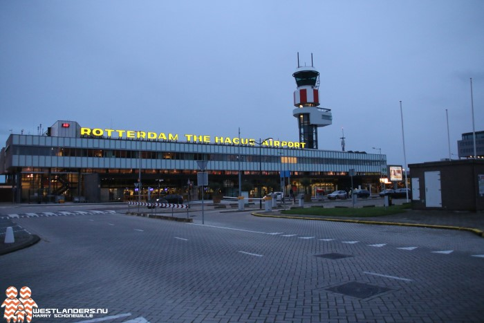 Record aantal passagiers Rotterdam The Hague Airport in 2019