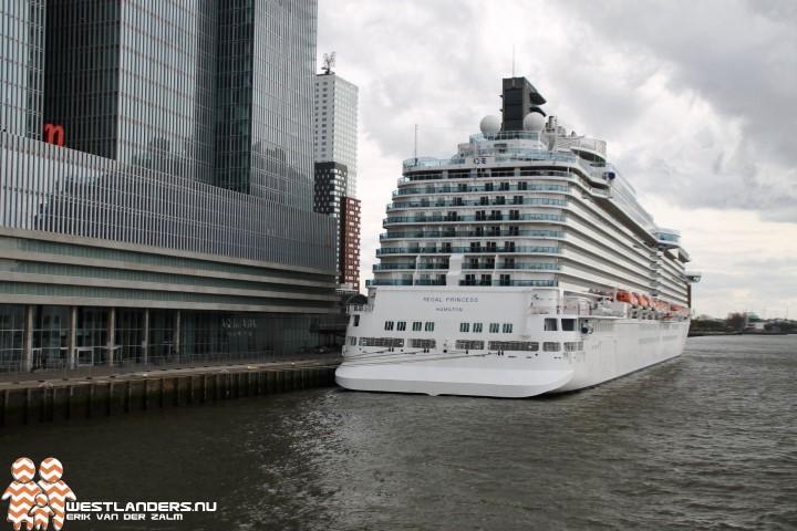 Regal Princess komt naar Rotterdam