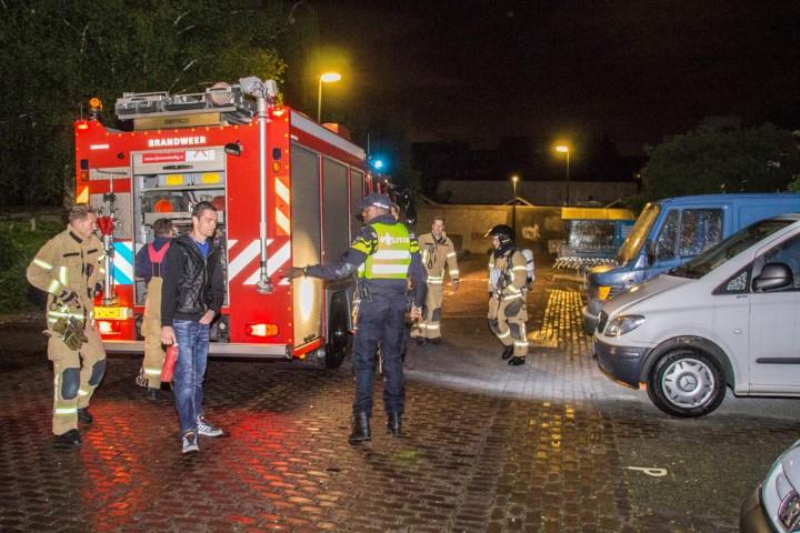 Twaalfde autobrand in Vlaardingen
