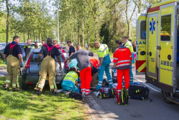 Motorongeval met dodelijke afloop