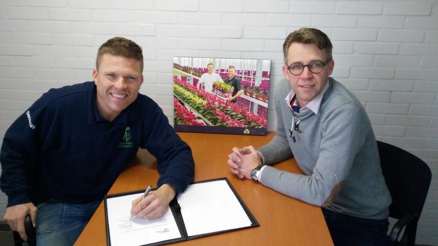 Ammerlaan-Sosef sluit zich aan als sponsor Sosefhal Honselersdijk