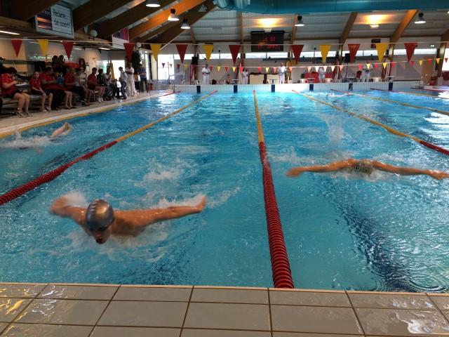 Zwemmer Pascal Nuijten onder magische 5-minutengrens