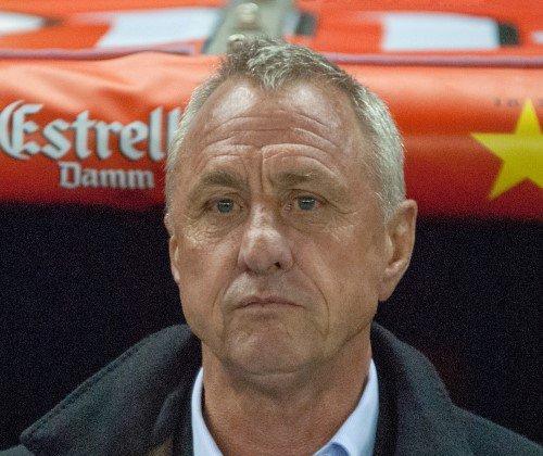 Voetbalicoon Johan Cruijff overleden