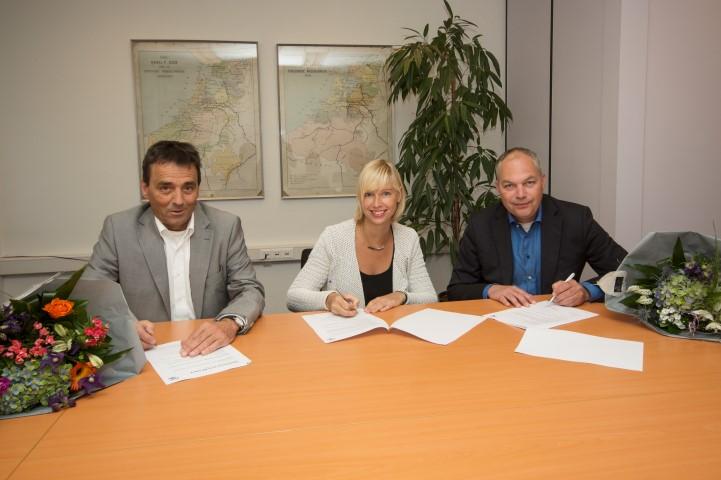 Twee nieuwe sponsors voor DOS Naaldwijk