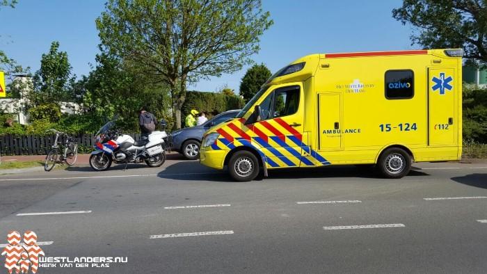 Kleine ongelukken op vrijdag de 13e in regio Westland