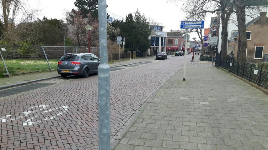Collegevragen inzake onderhoudstoestand centrum Naaldwijk