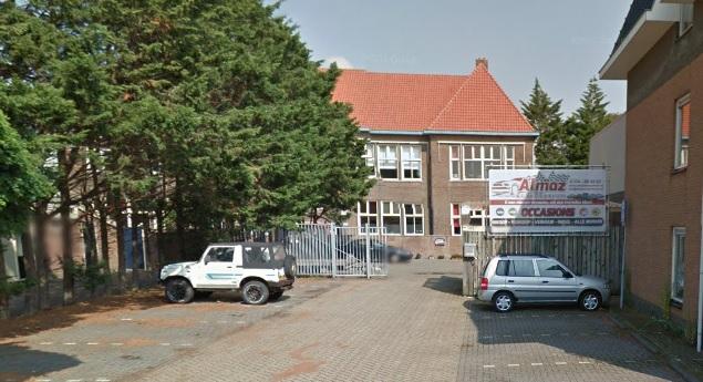 Klussers aan de slag in Prins Willem-Alexanderschool