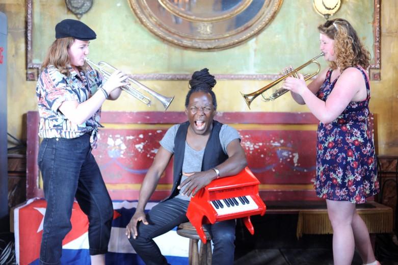 Straatsymfonieorkest brengt Cuba naar Hoek van Holland