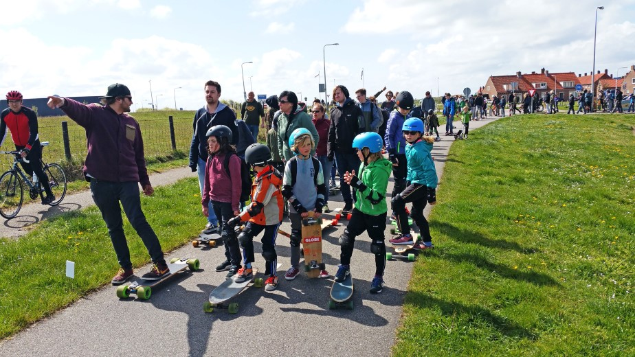 Monsterloop op Tweede Pinksterdag
