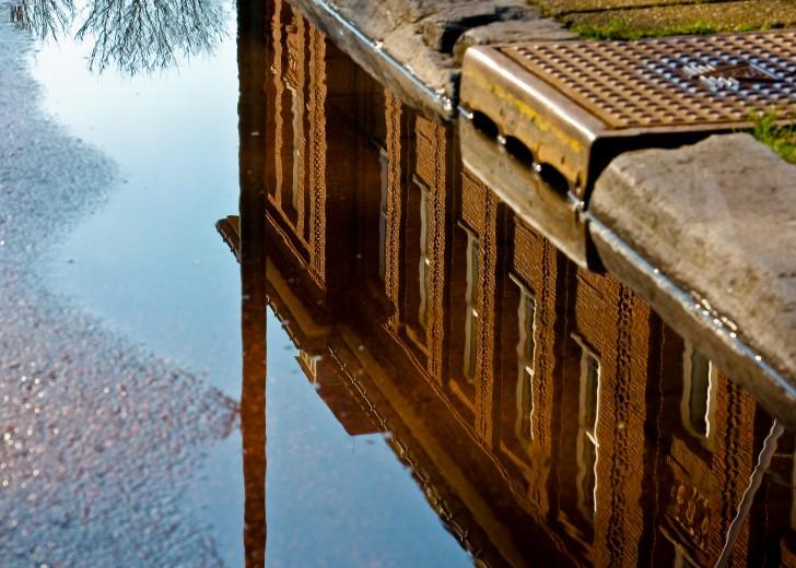 Spiegels: Dubbel expositie in Wateringse Hofboerderij