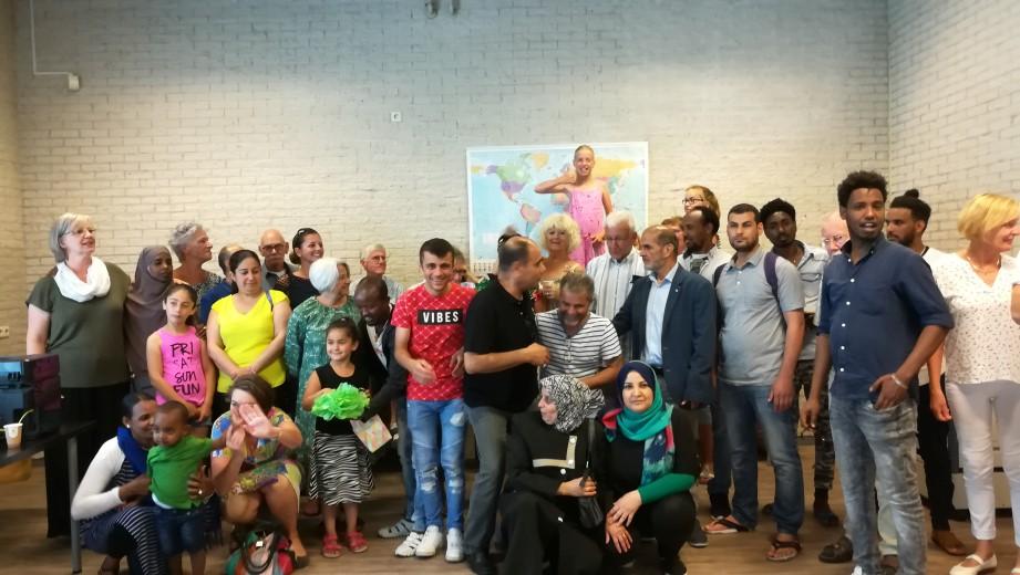 Vluchtelingenwerk Westland start de zomerstop!
