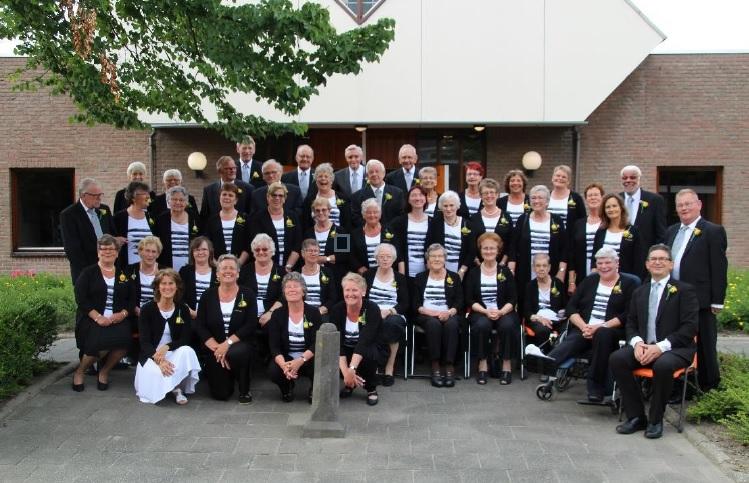 """Christelijk koor """"Immanuel"""" zoekt nieuwe zangers en zangeressen"""