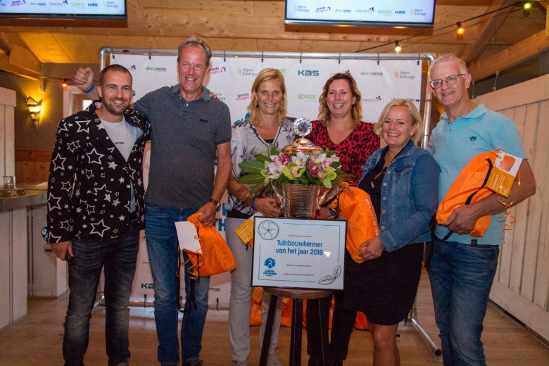 Prominent Brainiacs is Tuinbouwkenner 2018