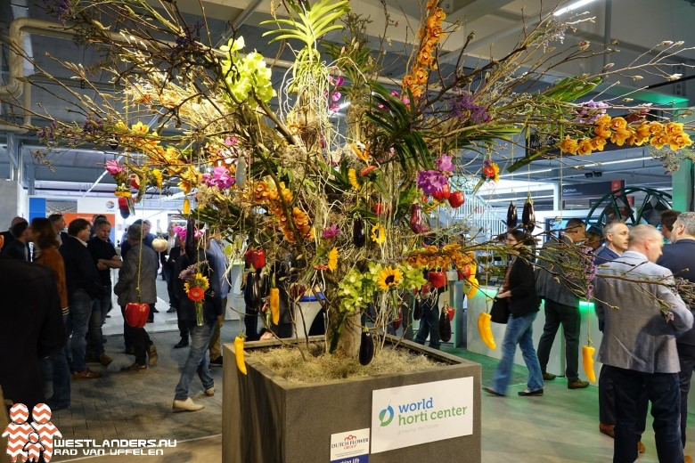 Column; World Horti Center in Westland is geopend