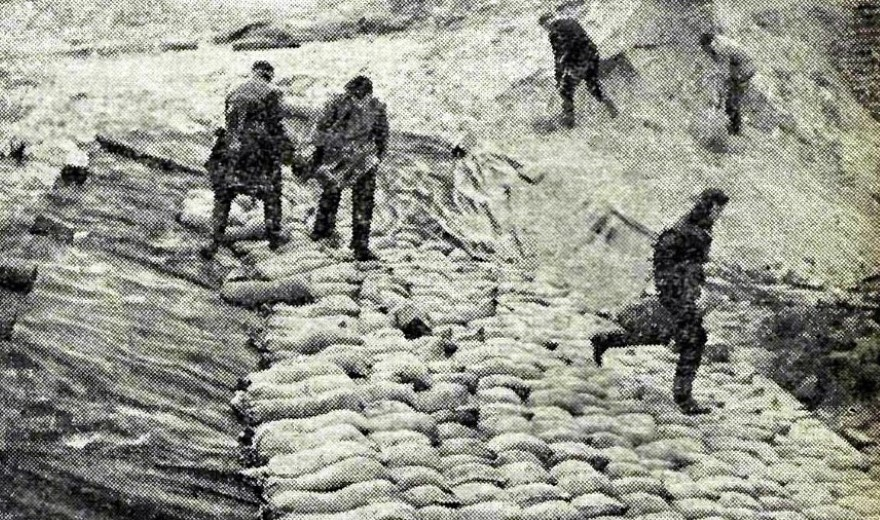 Historisch Archief Westland zoek informatie en foto's watersnoodramp 1953