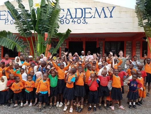ISW Hoogeland Kenia reis – Girls Empowerment Foundation