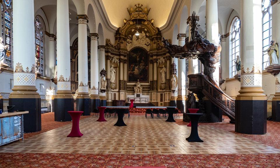 Subsidie voor restauratie en herbestemming van de Havenkerk in Schiedam