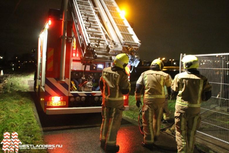 VRH; geen afname vrijwilligers bij brandweer Haaglanden