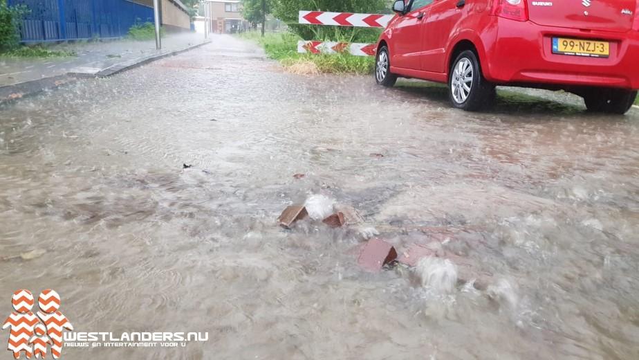 Delfland verwacht komend etmaal veel neerslag