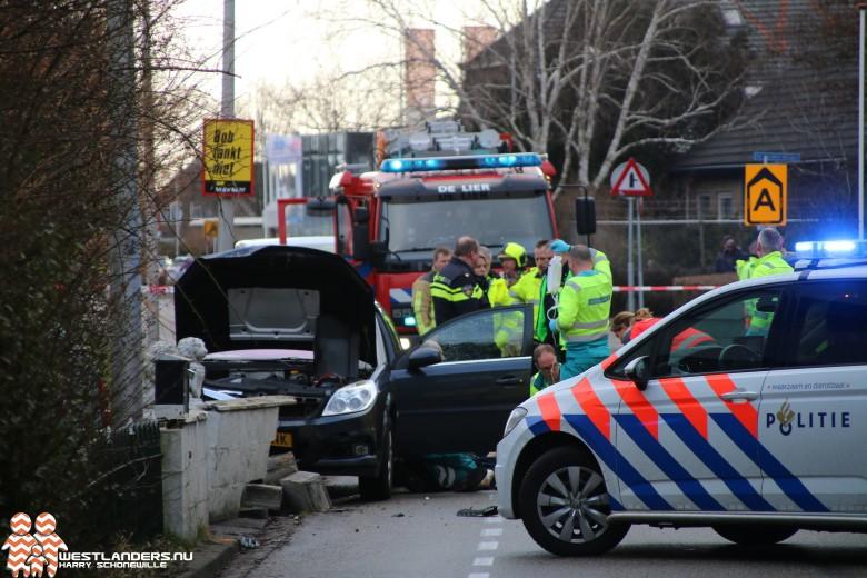 Man overleden na onwelwording Kijckerweg