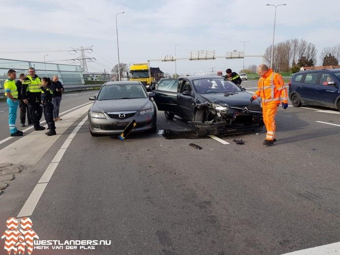 Twee gewonden bij ongeluk Westerlee