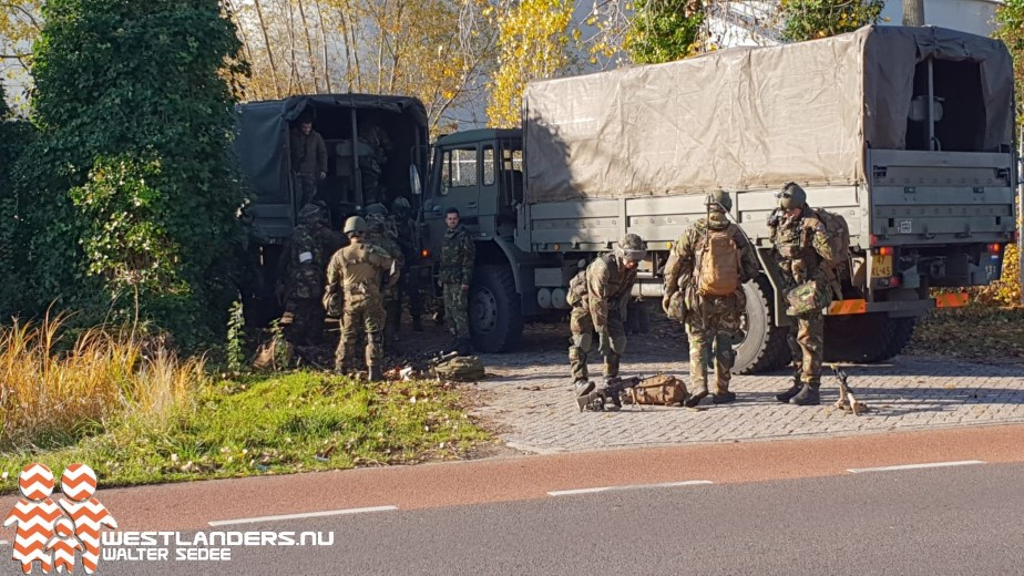 Grote militaire oefening Luchtmobiele Brigade