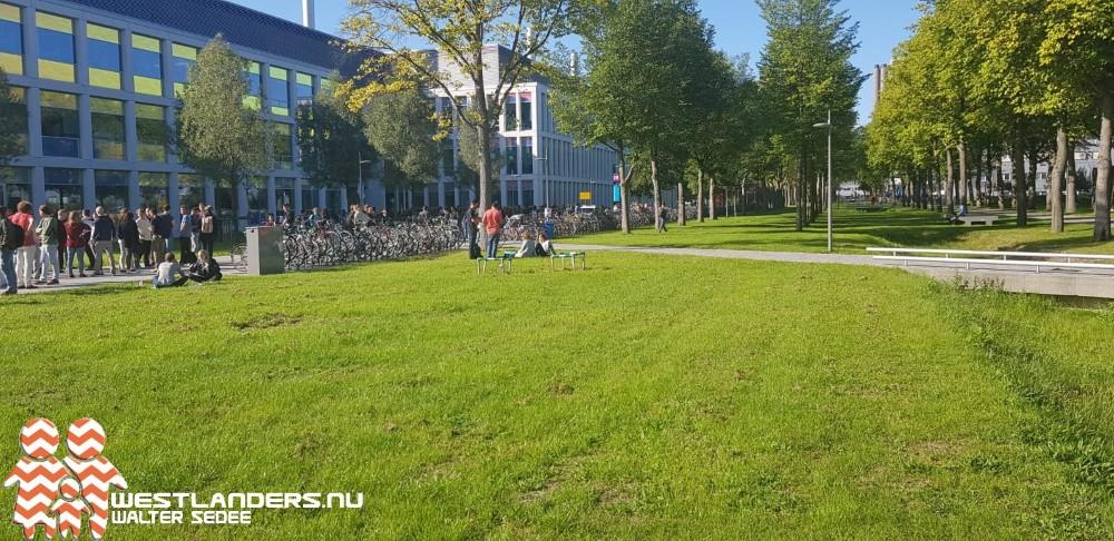 Oplichters aangehouden na melding TU Delft