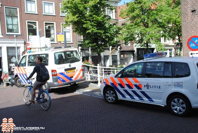 Schietincident Molslaan en Beestenmarkt Delft